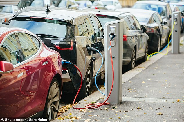 Demand for electric cars accelerates past diesel and hybrid and is only second to petrol, comprehensive poll of drivers reveals