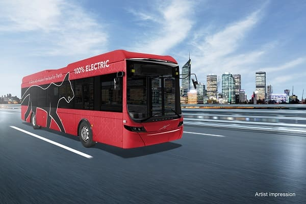 ABB to power Australia's first electric public transport bus route